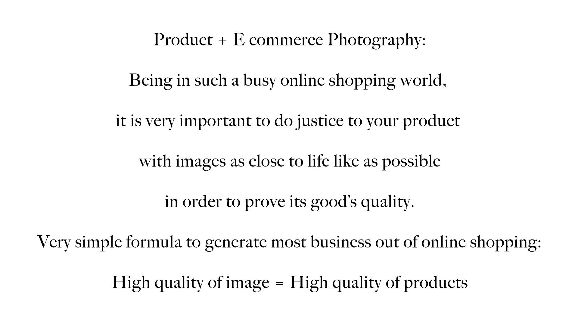 e-comm copy
